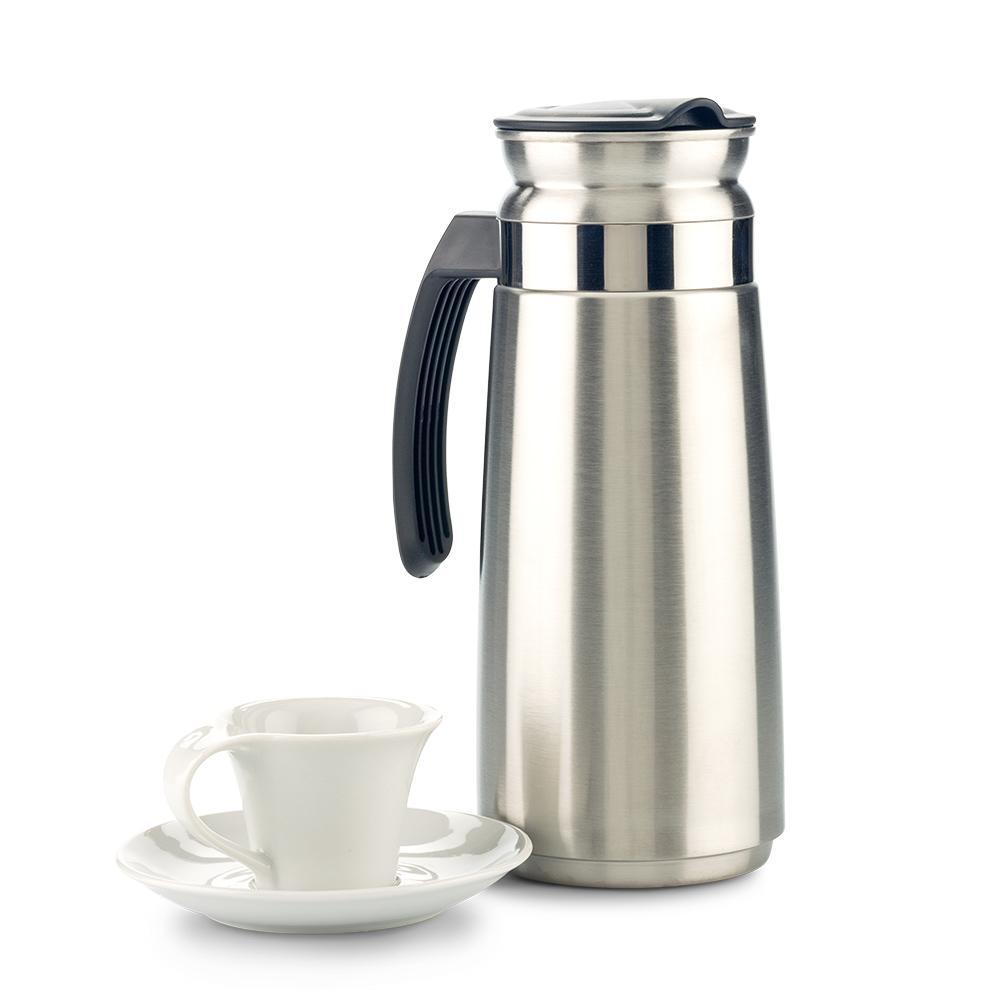 Jarra en Acero Inoxidable Coffee 1.3L NUEVO