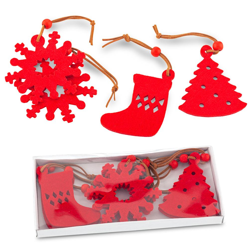 Set Decorativo Navidad