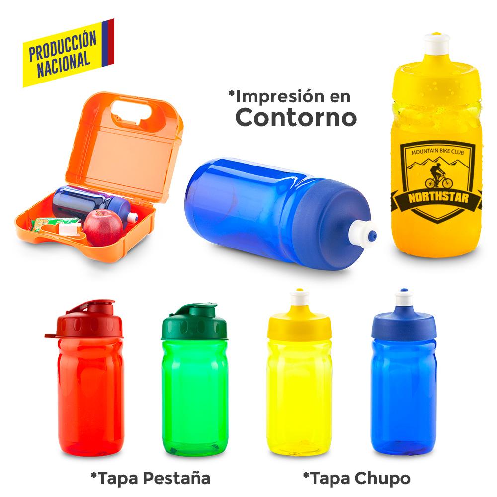 Botilito Plastico Thor 450ml- Producción Nacional NUEVO PRECIO NETO