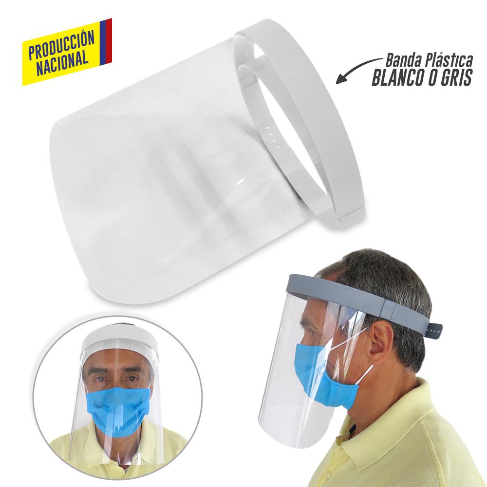 Careta de Proteccion Facial Master - Produccion Nacional NUEVO PRECIO NETO