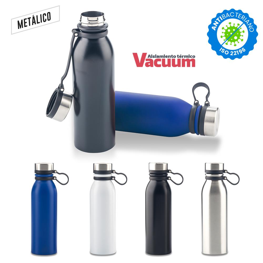 Botilito Metalico Vortex 600ml NUEVO