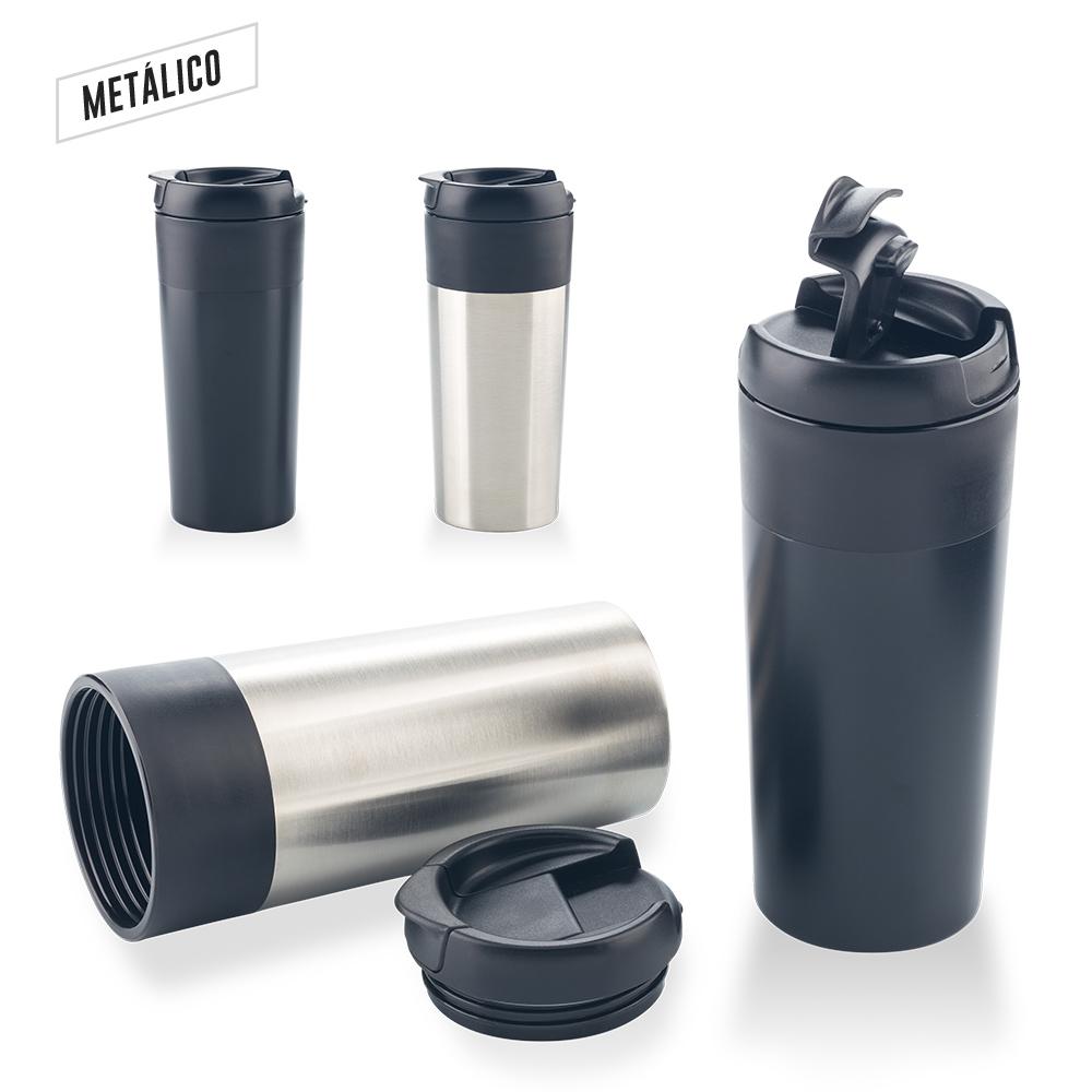 Mug Metalico Bowie 480ml NUEVO