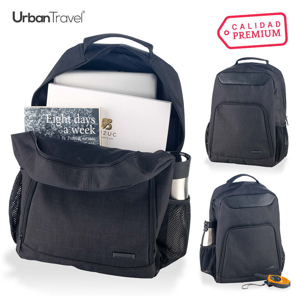 Morral Backpack King Urban Travel NUEVO