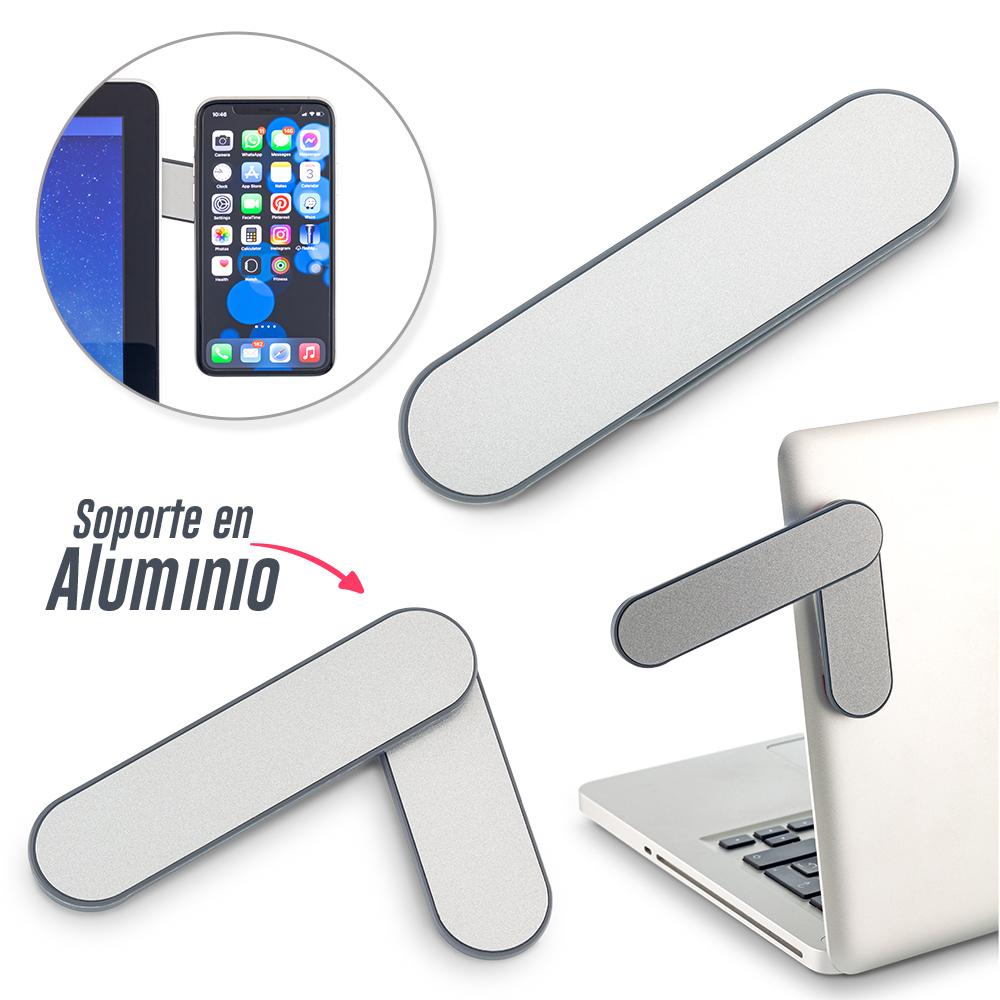 Soporte Magnético para Móviles Aluminio NUEVO